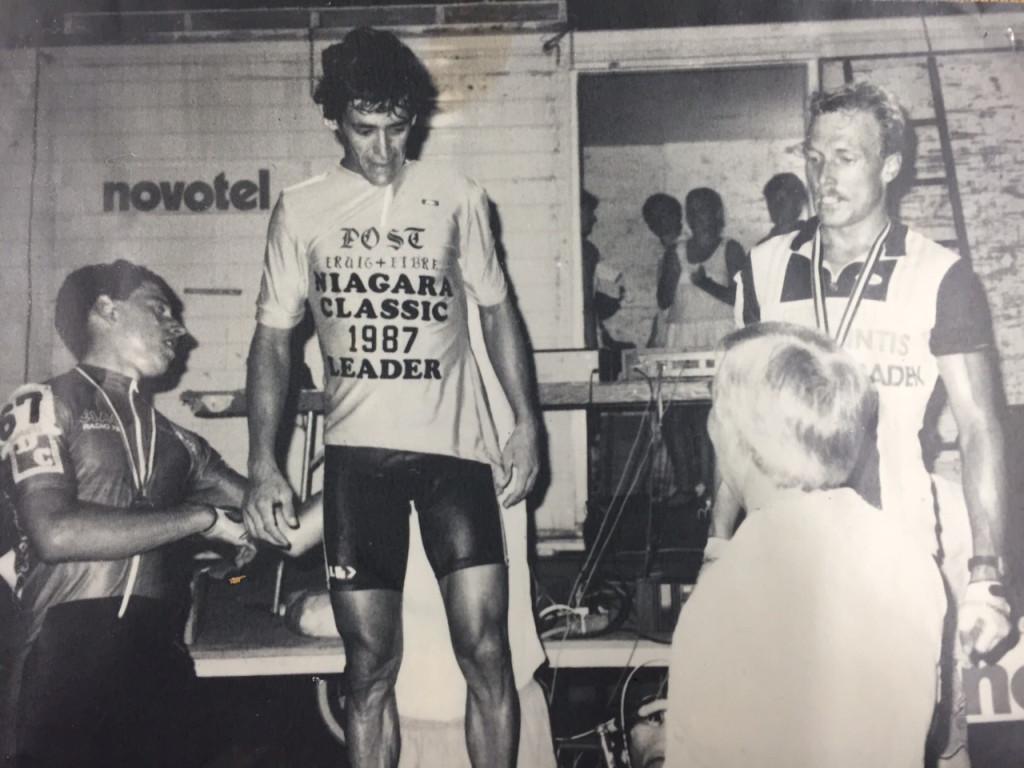 1987 Niagara Classic winner Eon D'Ornellas